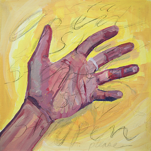 Leigh Pawling Studio Sublimity 14 The Open Hand